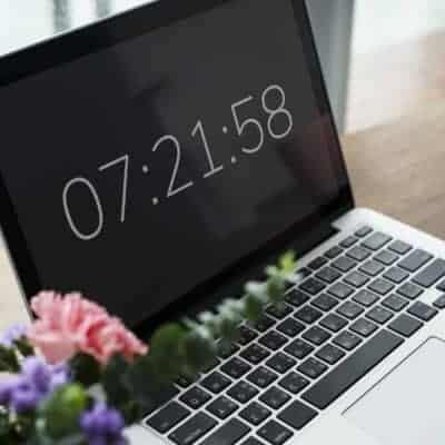 Do you wish you had more time? Ideas on time management techniques that help you get more done in less time. #timemanagement